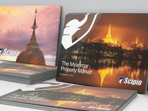 scipio brochure cover design
