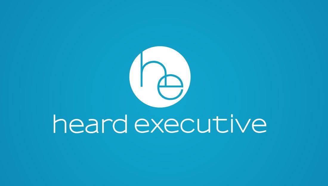 heard executive logo deatured