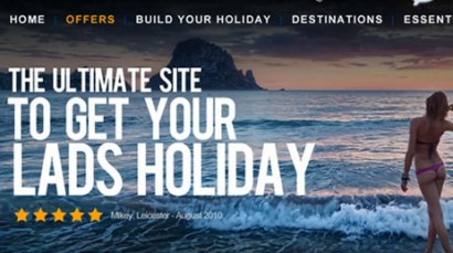 Lads Holidays web featured