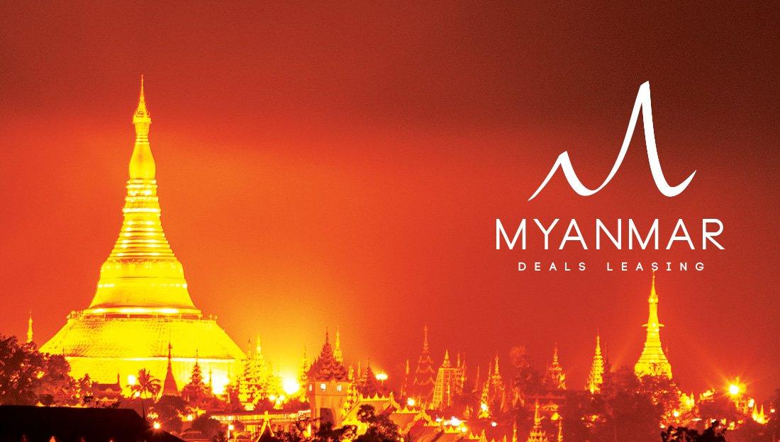 Company Logo Design For Myanmar Deals Leasing