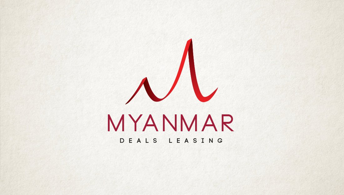 company logo design for myanmar deals leasing