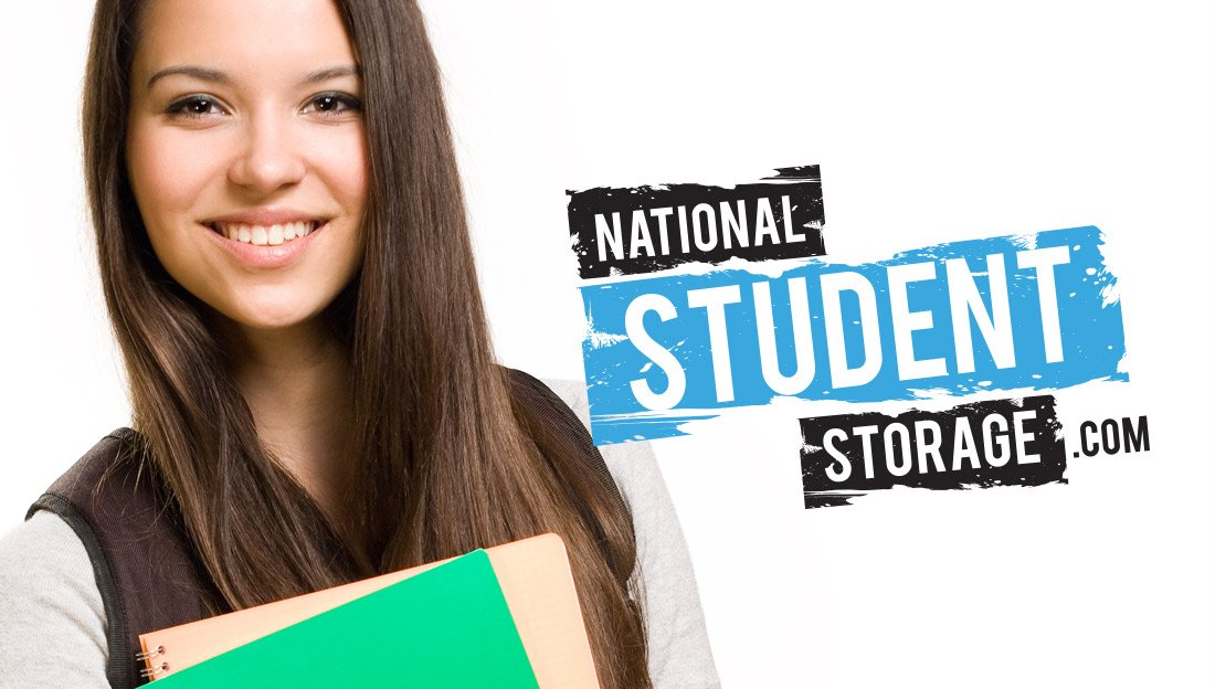 National Student Storage Logo