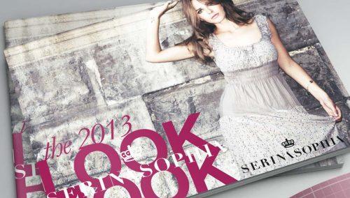 FASHION LOOK BOOK DESIGN COVER