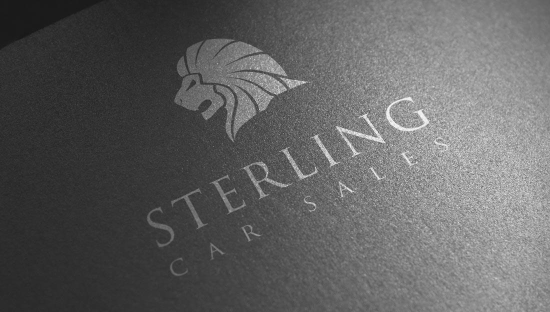 Sterling-car-sales-logo-design-top