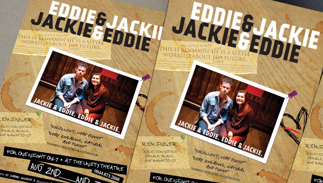 theatre print design original