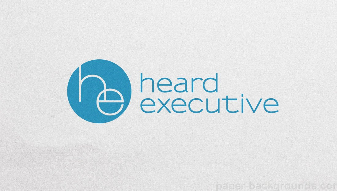 heard executive logo deatured