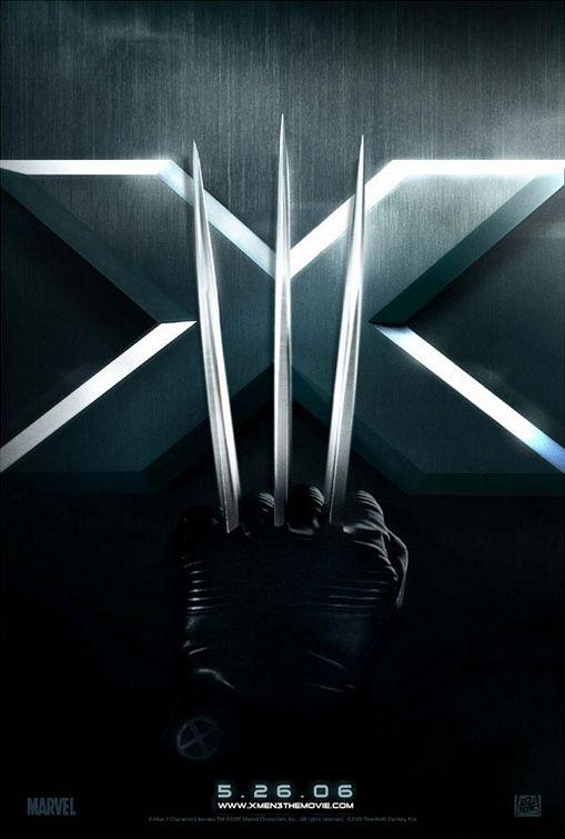x-men 3 poster