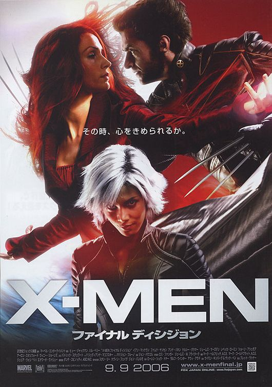 x-men 3 poster foreign