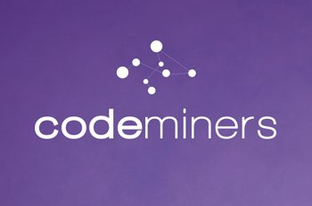 CodeMiners logo featured