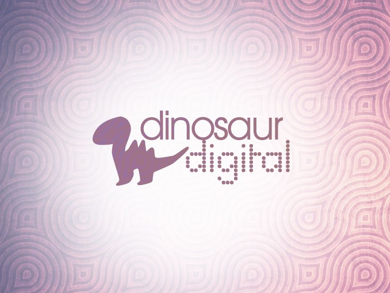 Dinosaur Digital Logo
