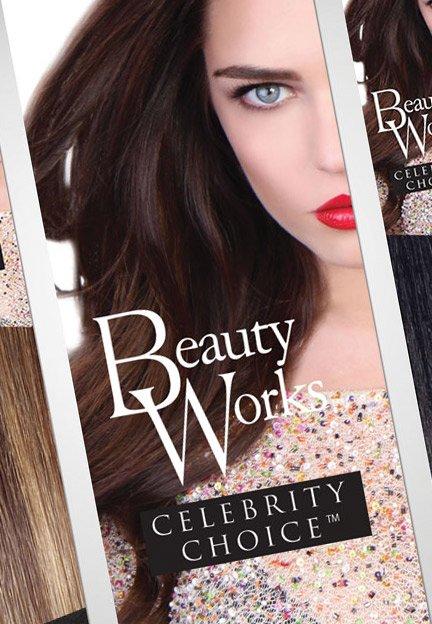 Beauty works celebrity choice raven