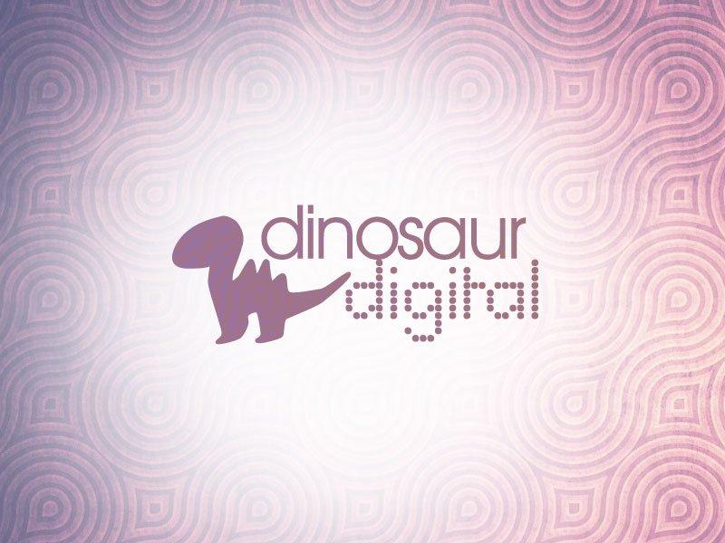 Dinosaur Digital Logo
