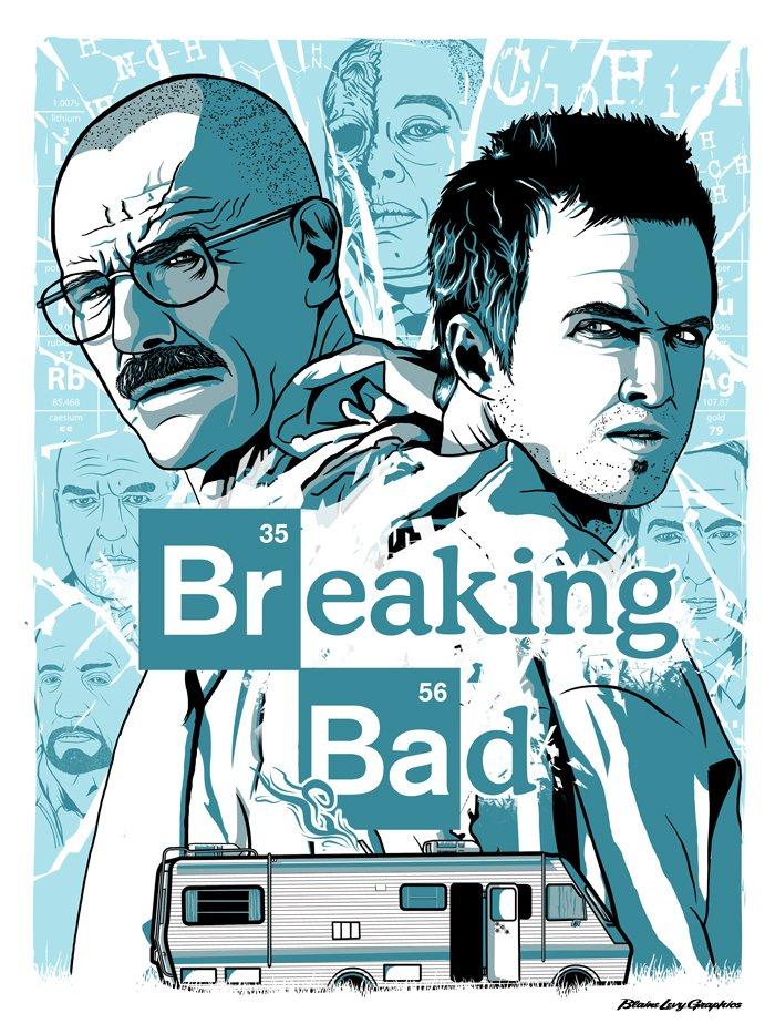 Blaine Levy Breaking Bad