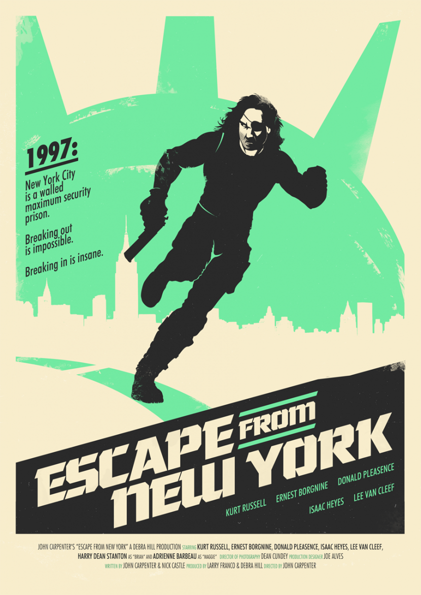 Escape from New York 8