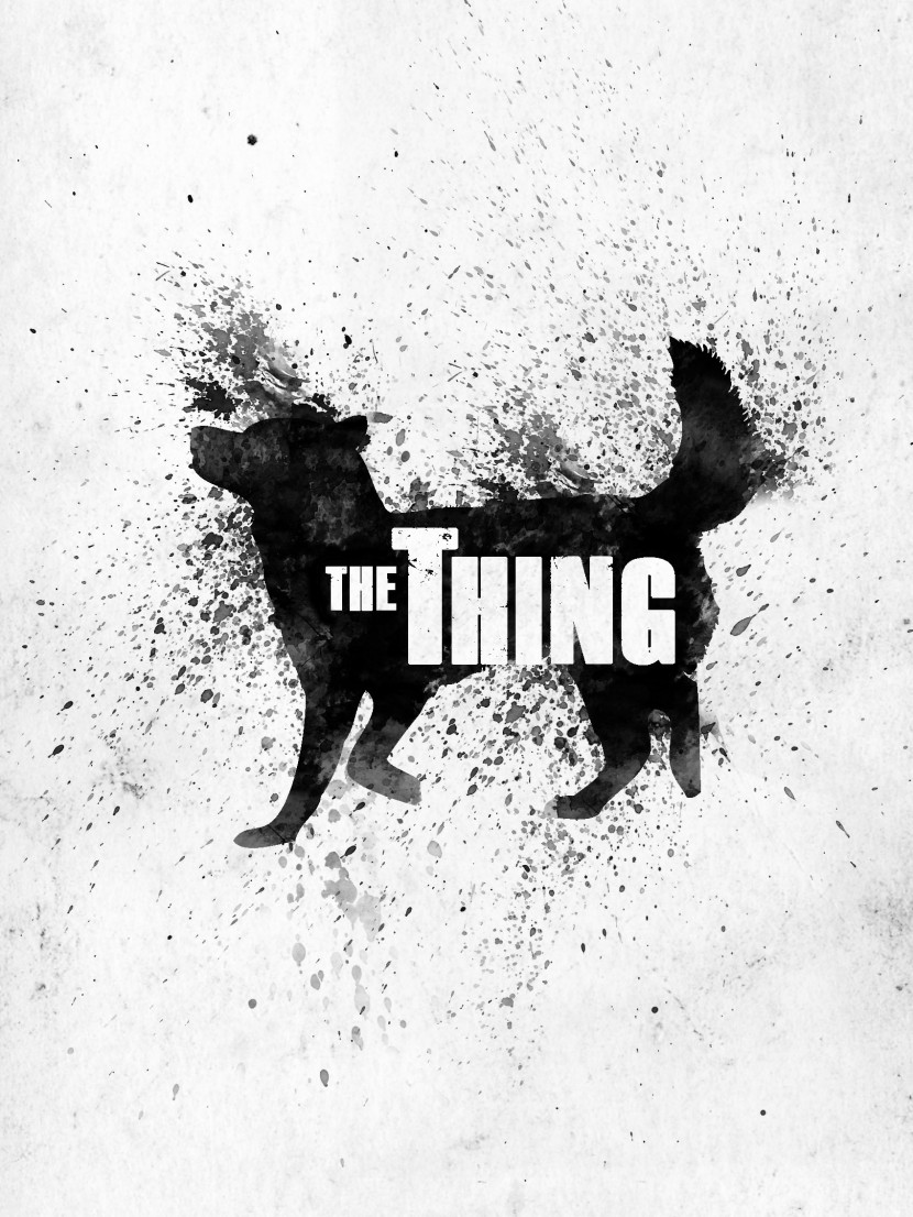 The Thing Movie Poster 4