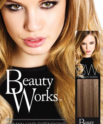 PRINT ADVERTISING CAMPAIGN FOR BEAUTY WORKS