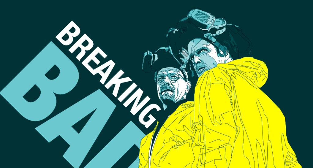 breaking bad illustration design brennan - Tabla Periodica Breaking Bad