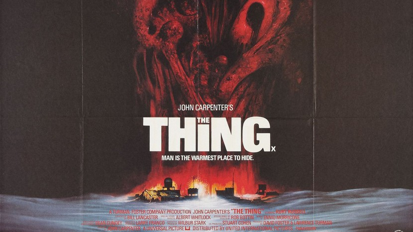 The Thing Movie Poster 12