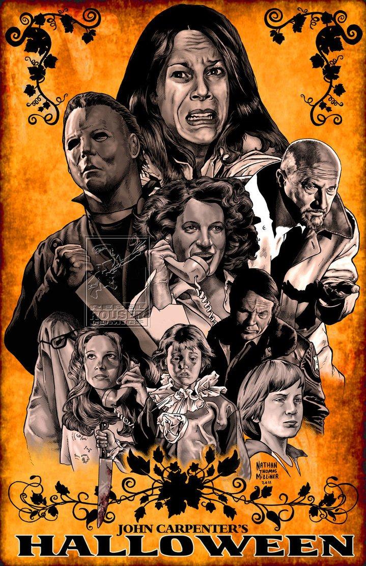 Halloween Poster 3