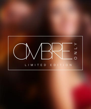 LOGO DESIGN FOR OMBRE ONLY HAIR EXTENSIONS