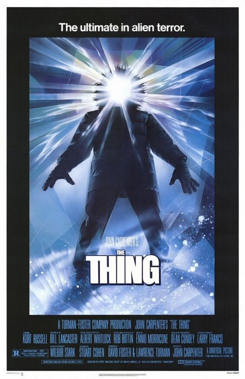 The Thing Movie Poster 5