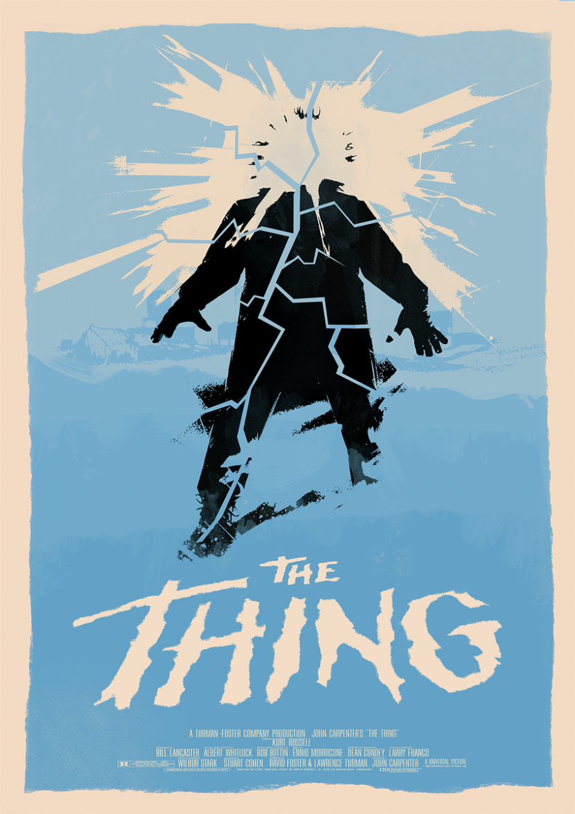 The Thing Movie Poster 7