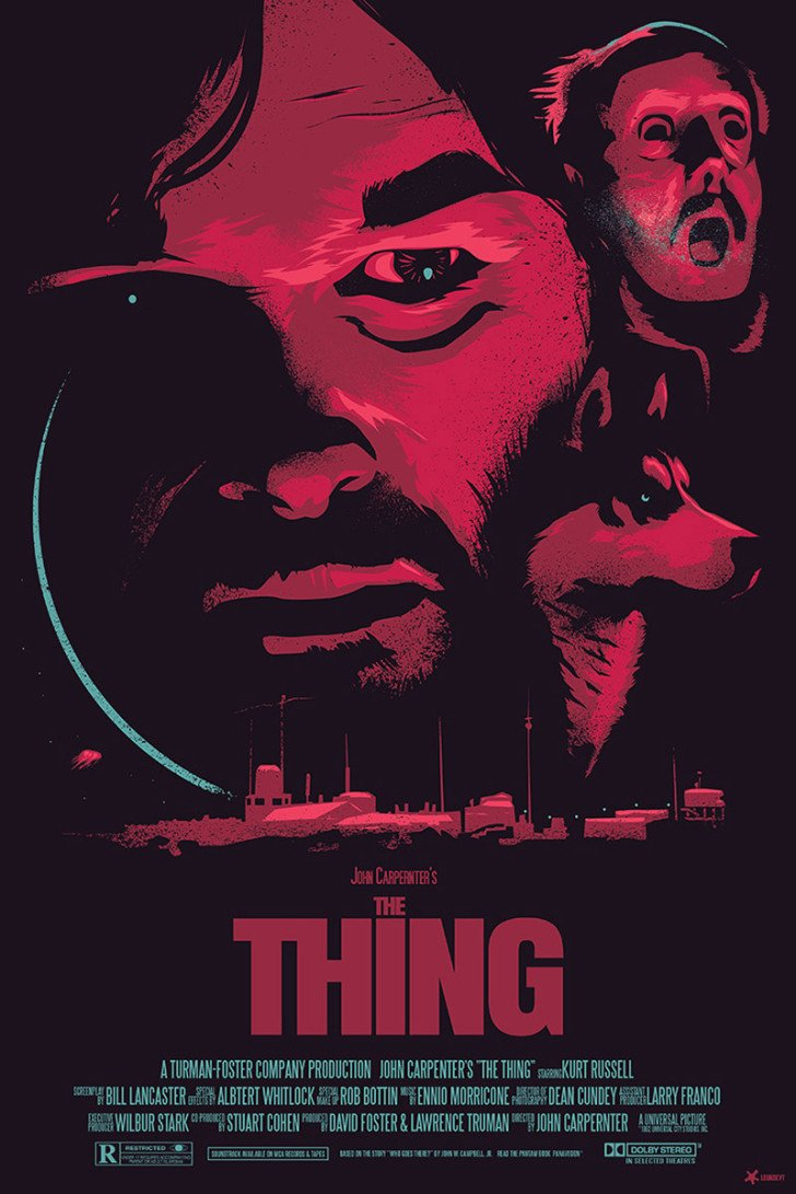 The Thing Movie Poster 6