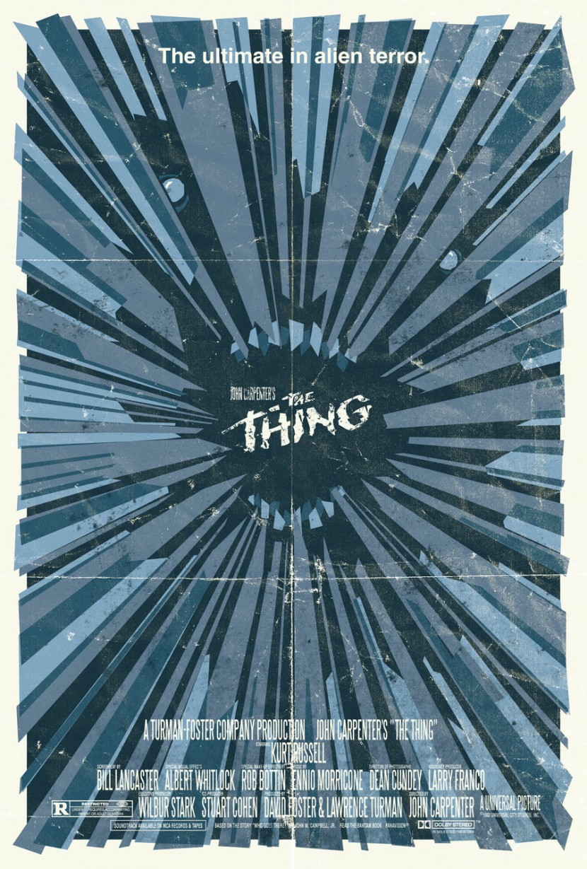 The Thing Movie Poster 9