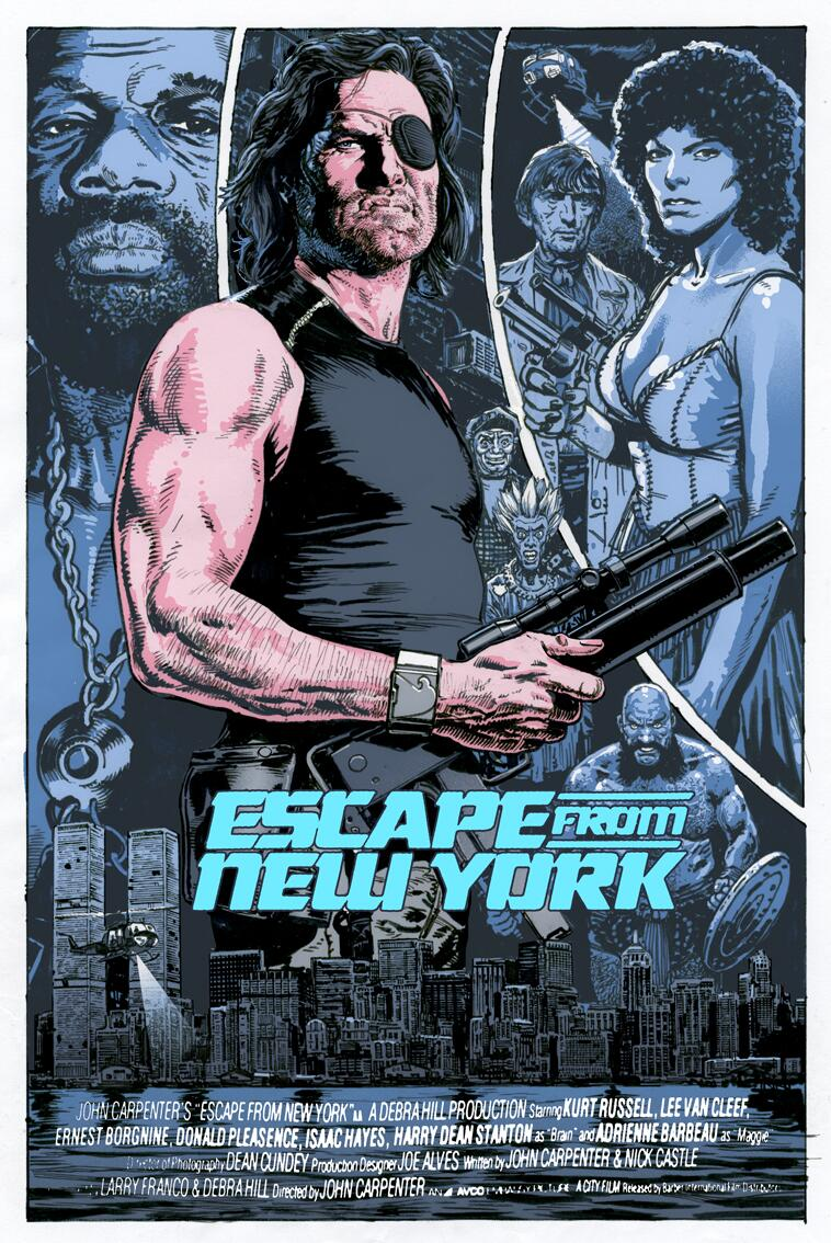 Escape from New York 3