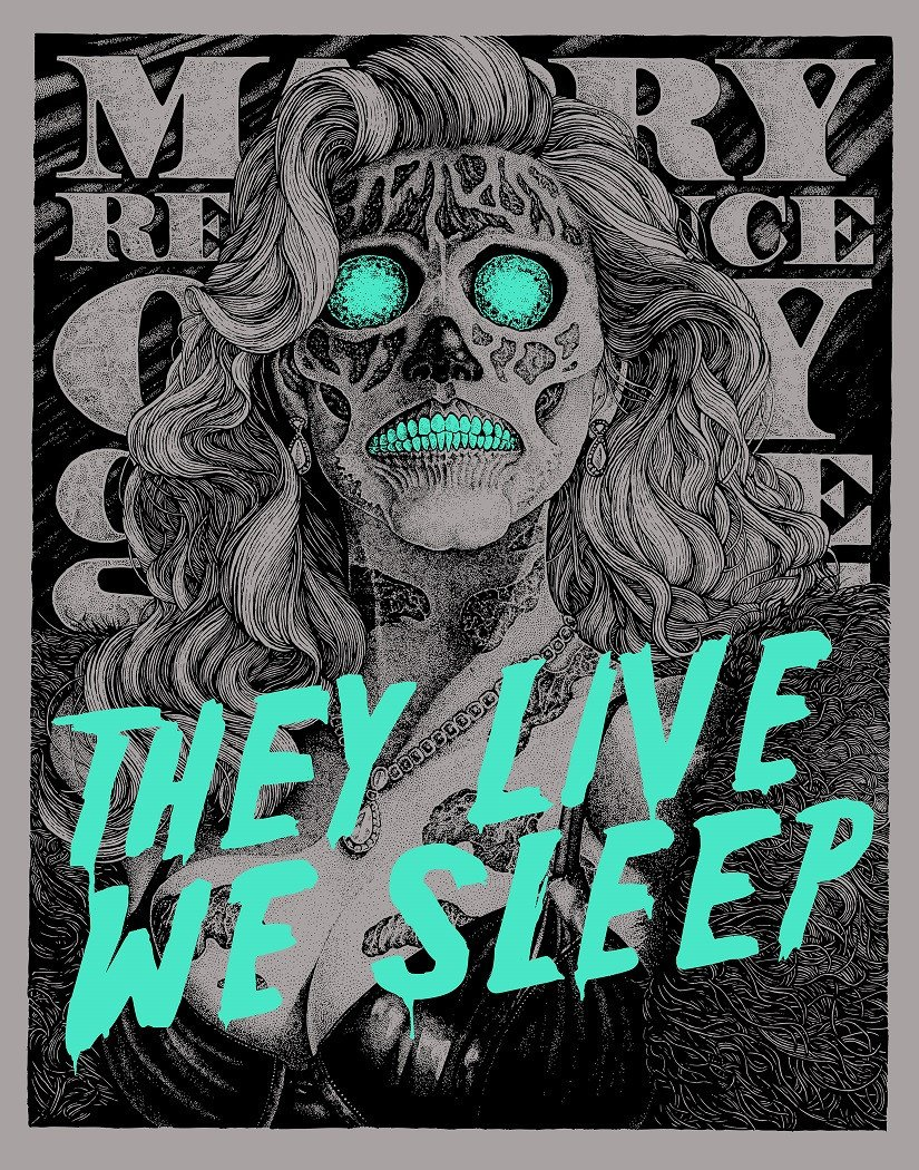 They Live alternate poster 6