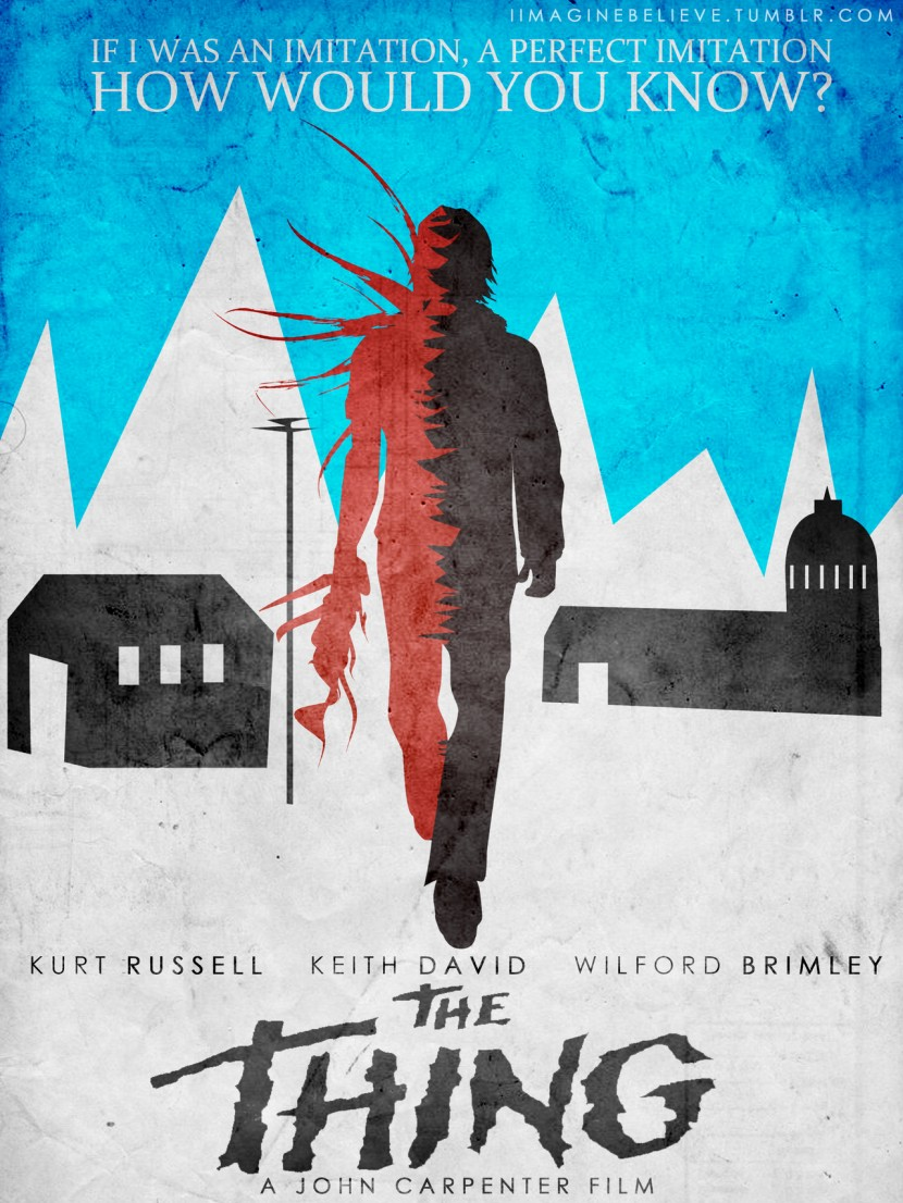 The Thing Movie Poster 1