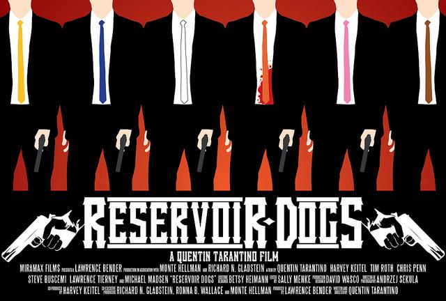 Reservoir Dogs Jordan A