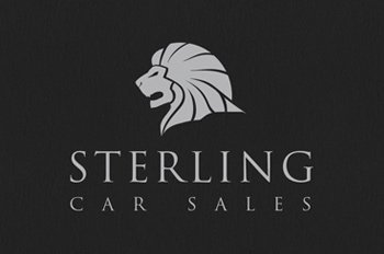 sterling logo design featured large