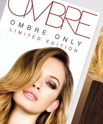 Branding & Packaging Design for Ombre Only Hair Extensions