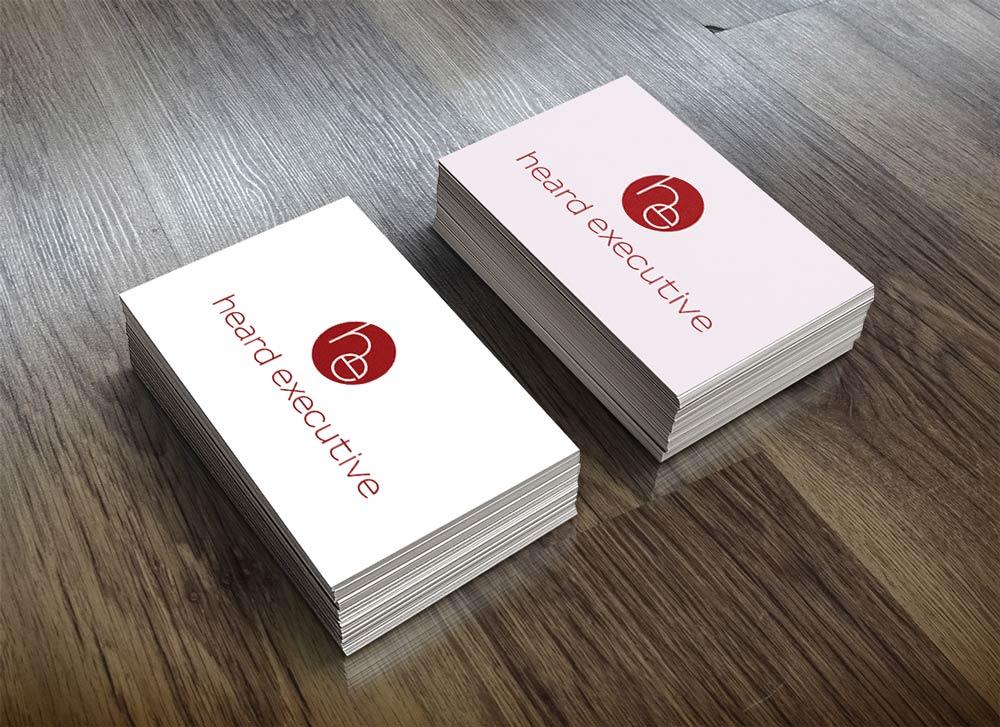 heard-executive-identity-design-business-cards