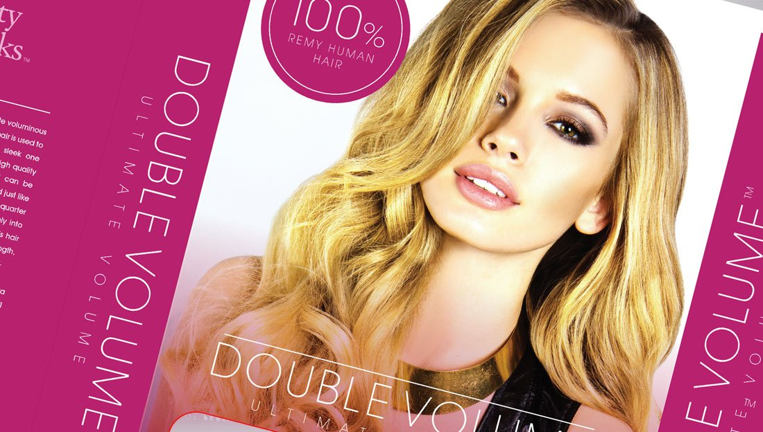 Double Volume Hair Extensions