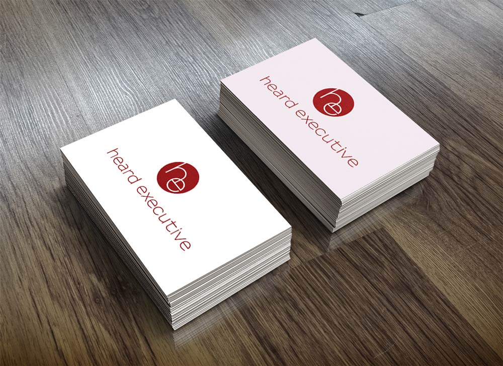 heard-executive-identity-design-business-cards