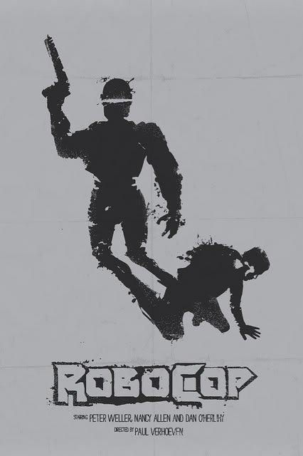 Robocop Alternate Poster Design 07
