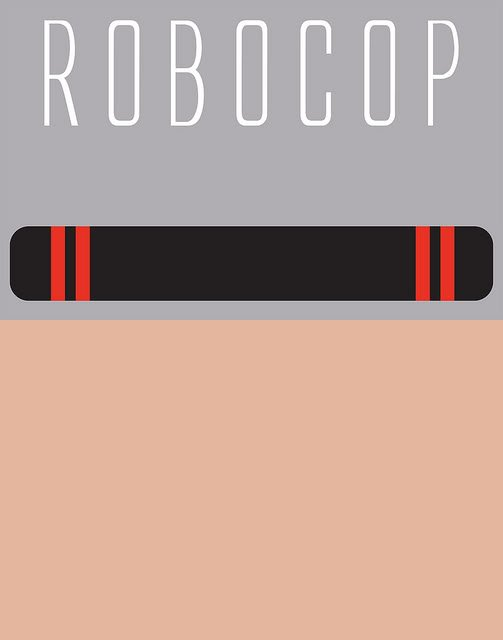 Robocop Alternate Poster Design 09