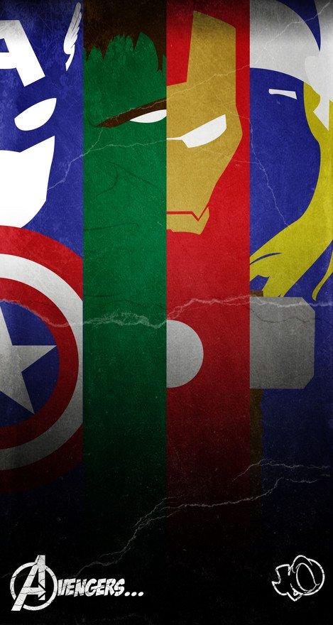Avengers Assemble Alternate Poster