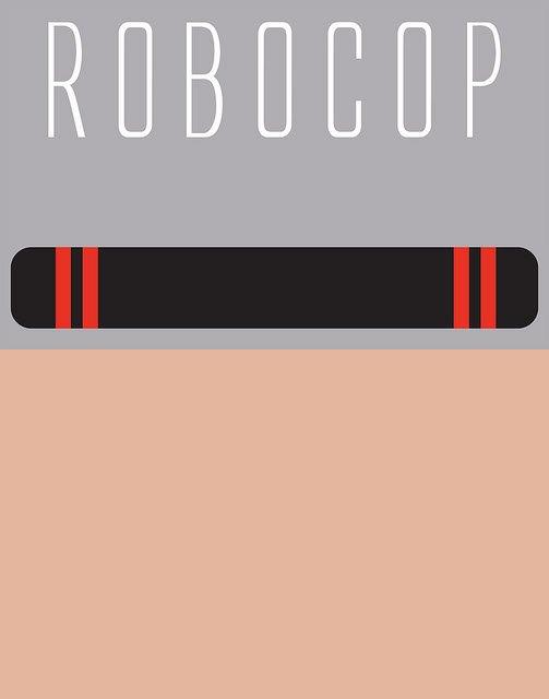 Robocop Alternate Poster Design 09