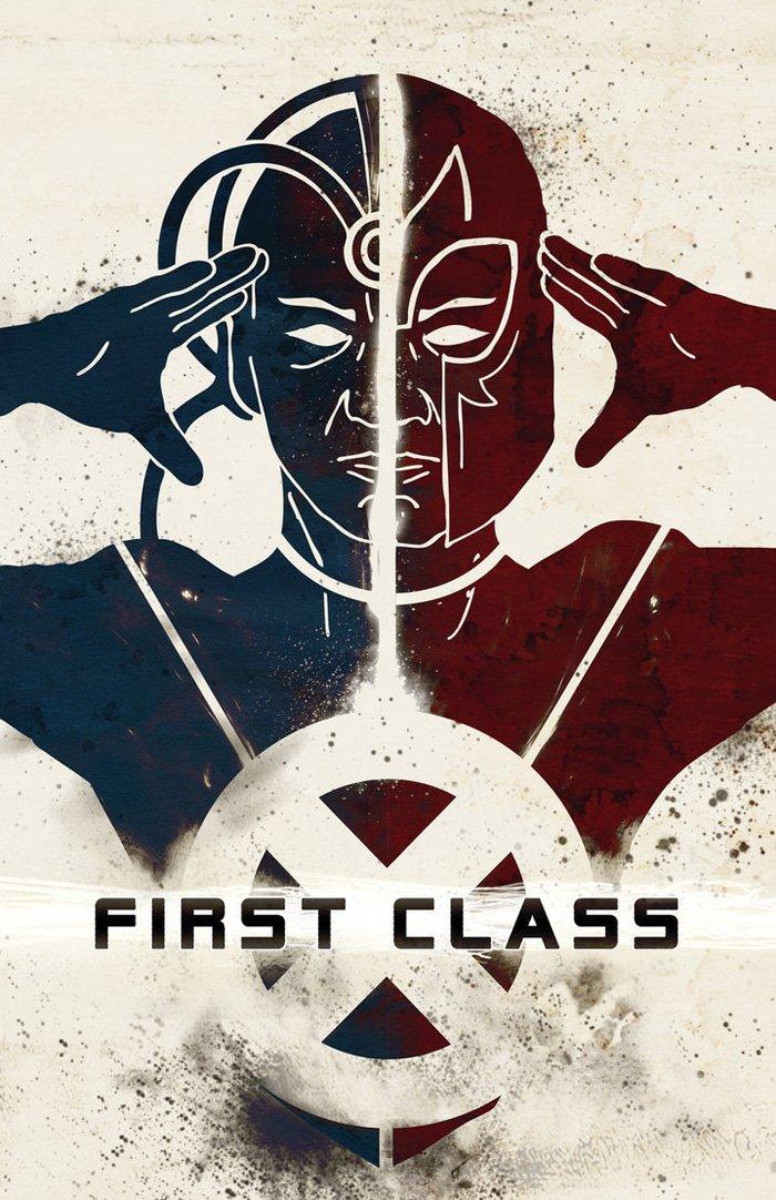 x-men first-class alternate movie poster
