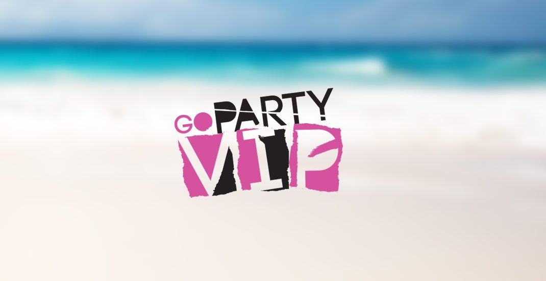 go-party-vip-logo-design-for-holiday-company