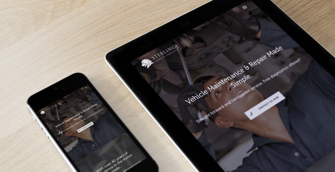 sterling-garage-ipad-iphone-web-design