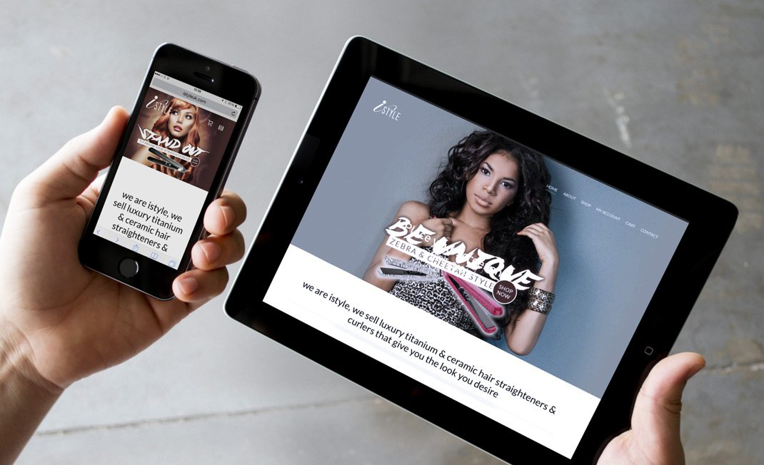 istyle-responsive-web-design-hair-beauty-straighteners-curlers-extensions-ipad-iphone