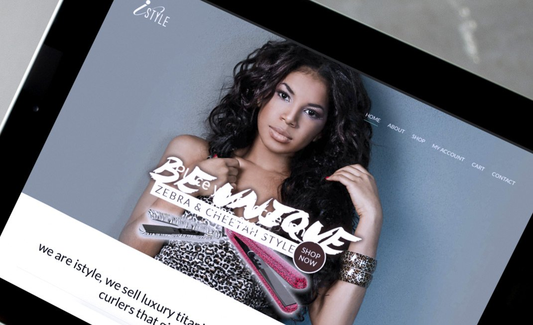 istyle-responsive-web-design-hair-beauty-straighteners-curlers-extensions-ipad