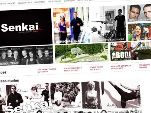 london-fitness-studio-website-design-home