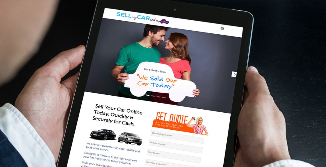 sell-my-car-responsive-web-design-ipad-portrait