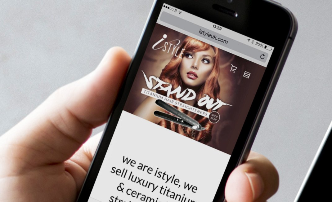 istyle-responsive-web-design-hair-beauty-straighteners-curlers-extensions-iphone