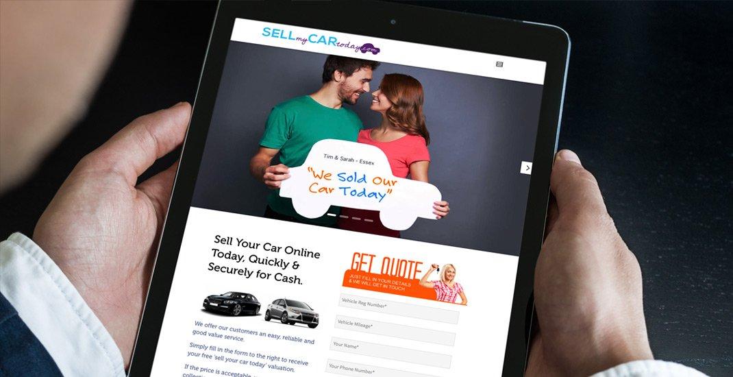 sell-my-car-responsive-web-design-ipad-portrait